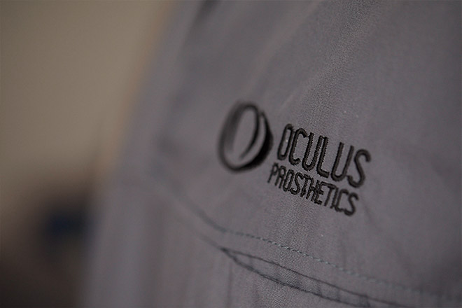 Oculus Prosthetics provides ongoing support, advice, and care.